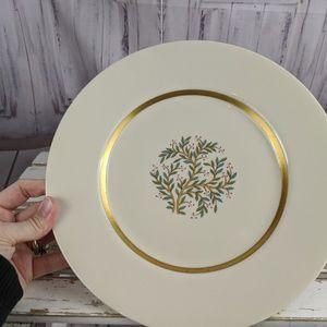 Franciscan fremont dinner plate large 10.5″ retire